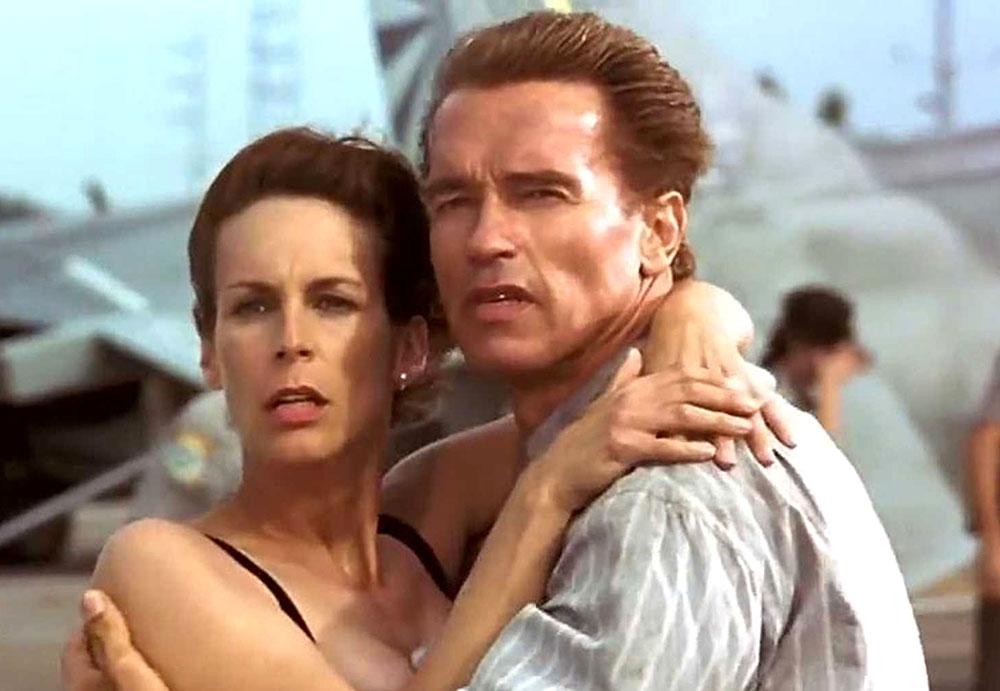 ¿Los recuerdas en Mentiras Verdaderas? Así lucen hoy Jamie Lee Curtis y Arnold Schwarzenegger
