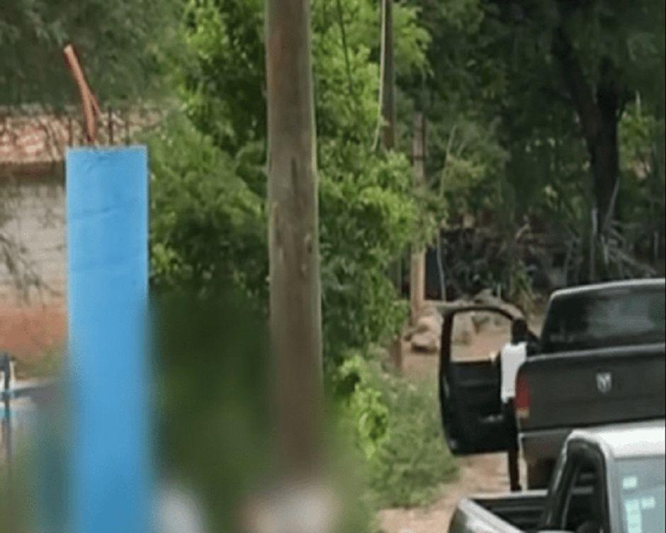 """VIDEO: Los Rojos retan a """"El Mencho"""", así robaron casa de sicario asesinado del CJNG"""