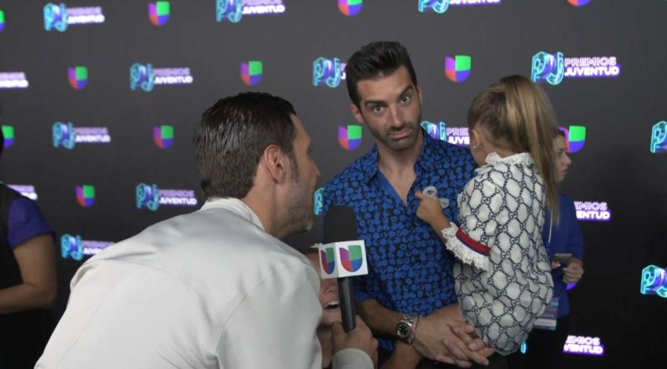 Alaïa, hija de Adamari López, recibe desagradables comentarios por su rechazo a las cámaras de Univision