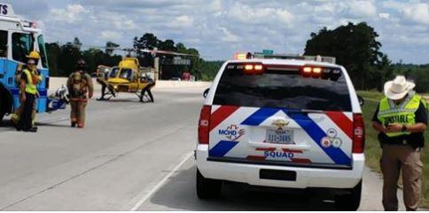 Willis: Choque fatal deja a niño de ocho años sin vida y a otros heridos