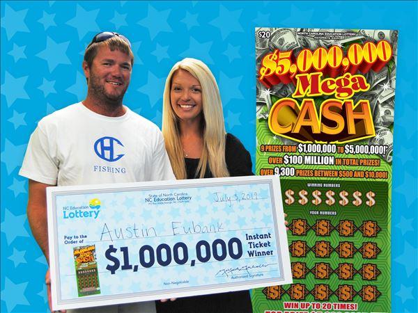 Feliz 4 de Julio: Capitán de un barco de pesca gana premio de lotería de $1 millón