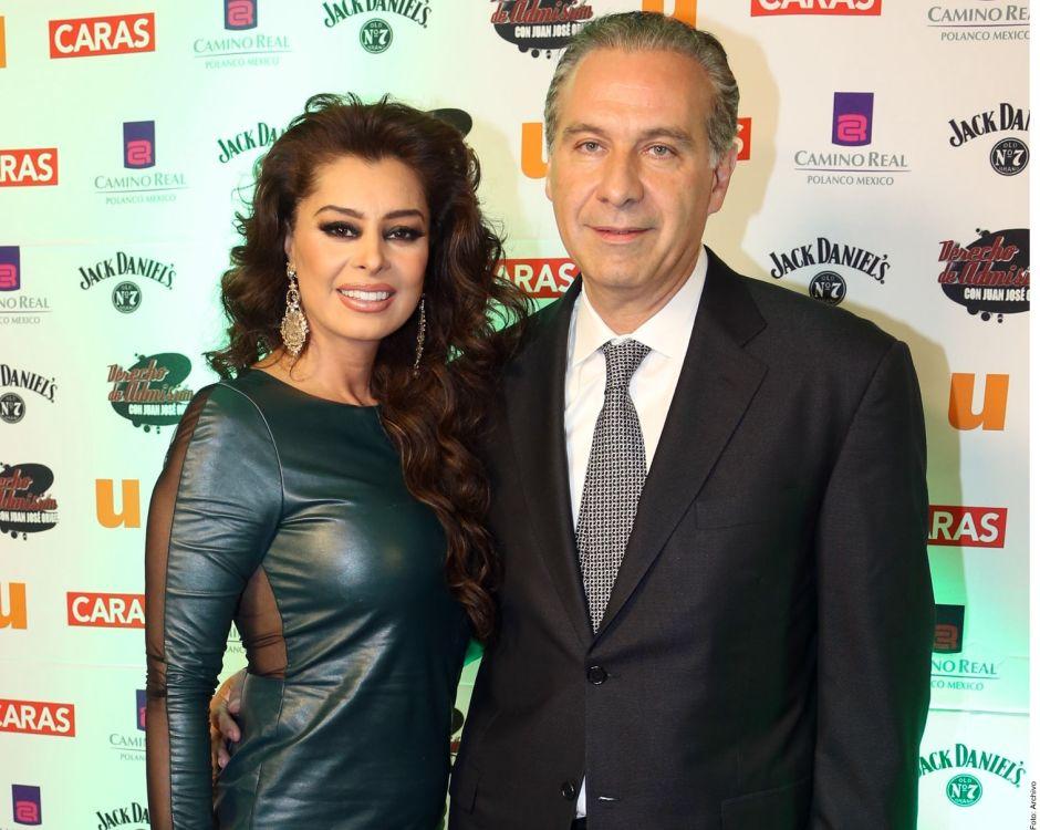 Yadhira Carrillo pasará Navidad en la cárcel con Juan Collado