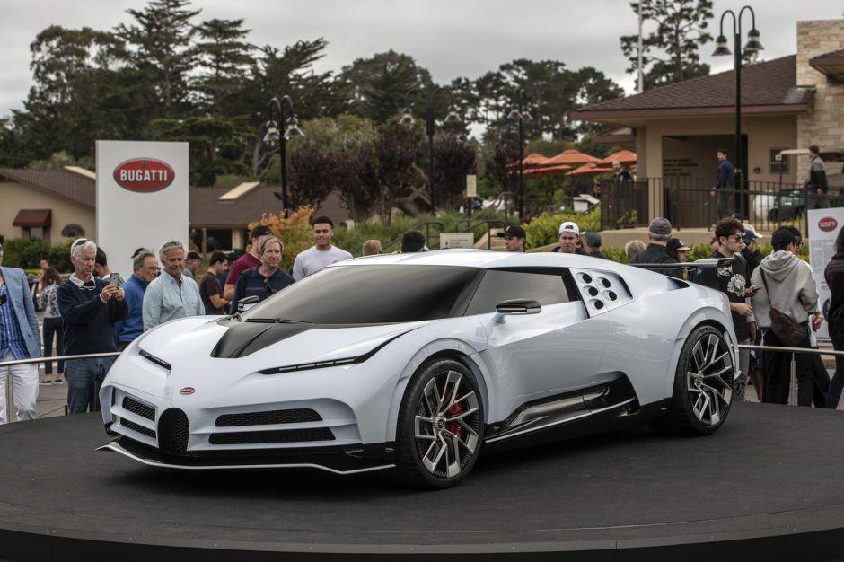 Nuevo Bugatti Centodieci muestra que el lujo, la velocidad y el diseño automotriz aún tienen mucho que demostrar