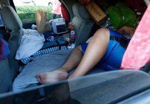 Latinos lideran el número de estudiantes sin hogar