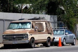 Hay más desamparados en Los Ángeles y entre ellos, más latinos