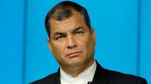 Prisión preventiva contra el ex presidente ecuatoriano Rafael Correa y varios miembros de su gabinete