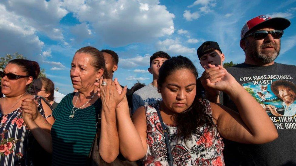 Estados Unidos está consternado por los tiroteos masivos de los últimos días