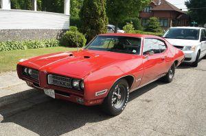 Una familia en Texas tiene un Pontiac GTO Judge original sentado en su patio sin saber que vale una fortuna