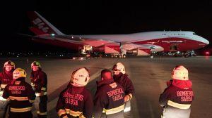 Boeing 747 Supertanker: el avión con el que Bolivia quiere combatir sus incendios forestales