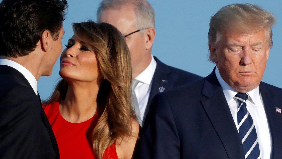 Cumbre del G7: 7 momentos imperdibles del encuentro entre los líderes de algunos de los países más poderosos