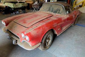Una maravilla para los coleccionistas: Este Chevrolet olvidado fue de los primeros Corvettes