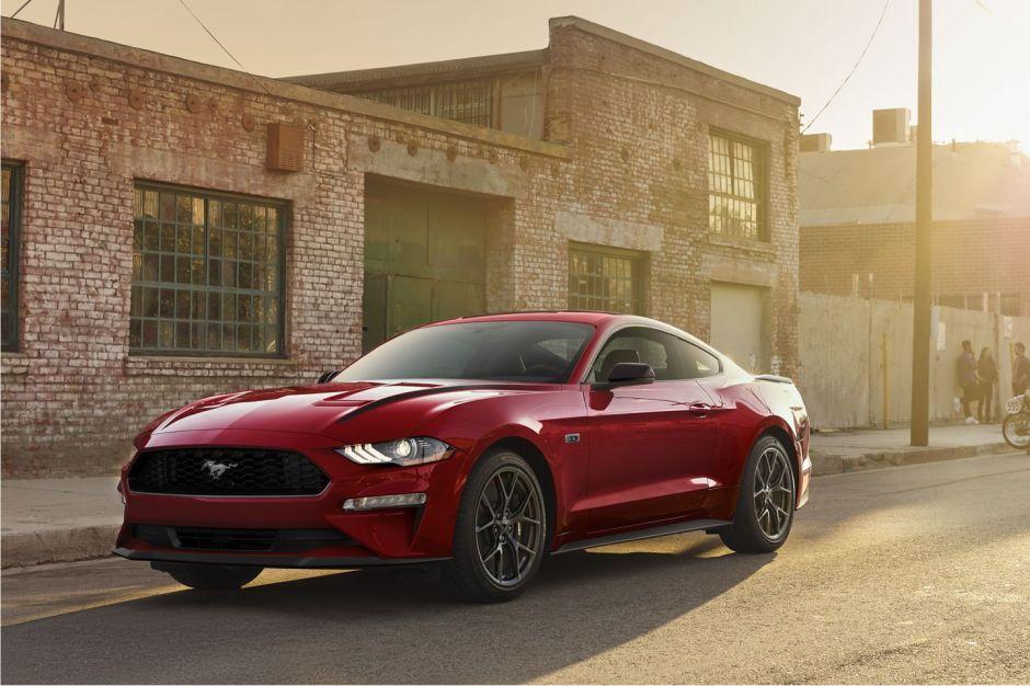 Todo lo que tienes que saber acerca del Ford Mustang 2020
