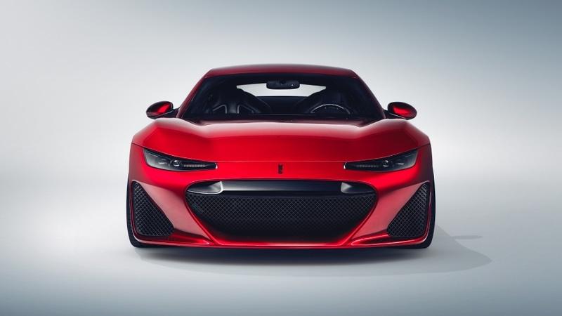 Sillicon Valley quiere producir autos, y este monstruo eléctrico es un excelente ejemplo