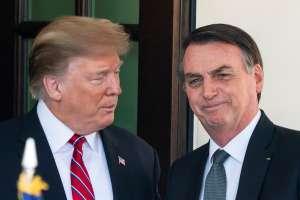 Presidente de Brasil dice que fuentes le confirmaron sobre un fraude electoral contra Trump