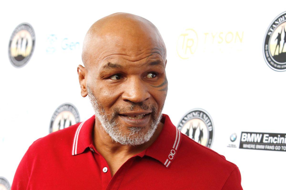 El que tuvo, retuvo: Mike Tyson, a sus 53 años mantiene la forma y la velocidad
