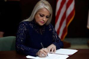 Gobernadora de Puerto Rico, Wanda Vázquez, dice que no renunciará para dar paso a Jennifer González