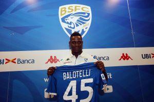 ¡Ya es oficial! Mario Balotelli regresa a la Serie A, fichó por el Brescia