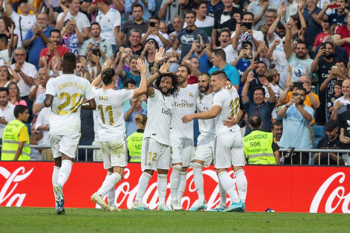 Estudios de Big Data ponen al Real Madrid como campeón de la Champions League 2019-20.