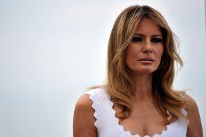 Melania Trump rechaza mentiras de su esposo sobre Kim Jong-un y el vino francés