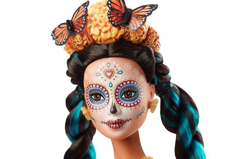Mattel lanzará un modelo de Barbie especial para celebrar el Día de Muertos
