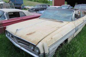 Este granjero pasó su vida coleccionando autos clásicos: dejó más de 200