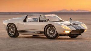 El primer prototipo del Ford GT40 ya tiene precio, y podría superar los $9 millones