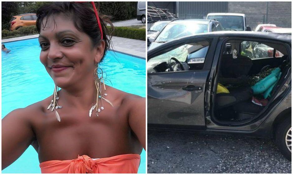 Sobrevive 6 días dentro de su auto tras sufrir grave accidente automovilístico