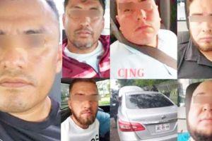"""El golpe de las autoridades al CJNG de """"El Mencho"""" desde Aguascalientes, México"""