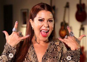 En cuarentena, Alejandra Guzmán hace lo impensable en una diva del rock