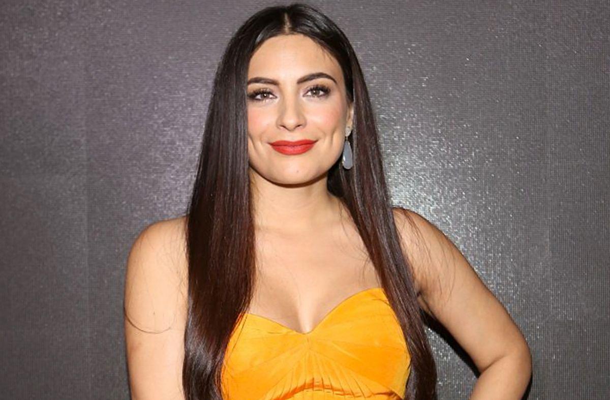 Ana Brenda Contreras regresa a la actuación con una serie para Netflix
