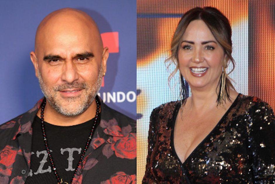 Andrea Legarreta vs Alfredo Adame: famosos cobijan a la famosa en su lucha contra la misoginia