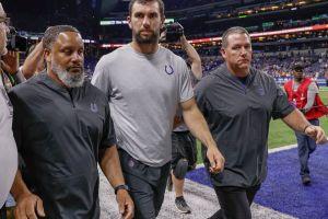 La NFL está en shock: Andrew Luck, Quarterback de los Colts,  anunció su retiro