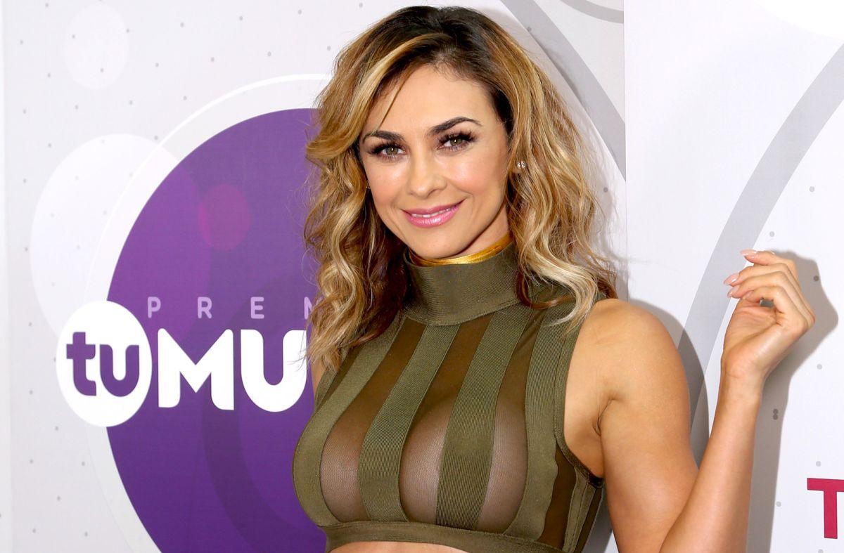 Se confirma regreso de Aracely Arámbula a Televisa tras paso por Telemundo
