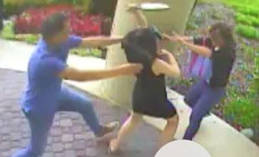 Mujer se apuñala accidentalmente mientras intenta atacar a su esposo y cuñada