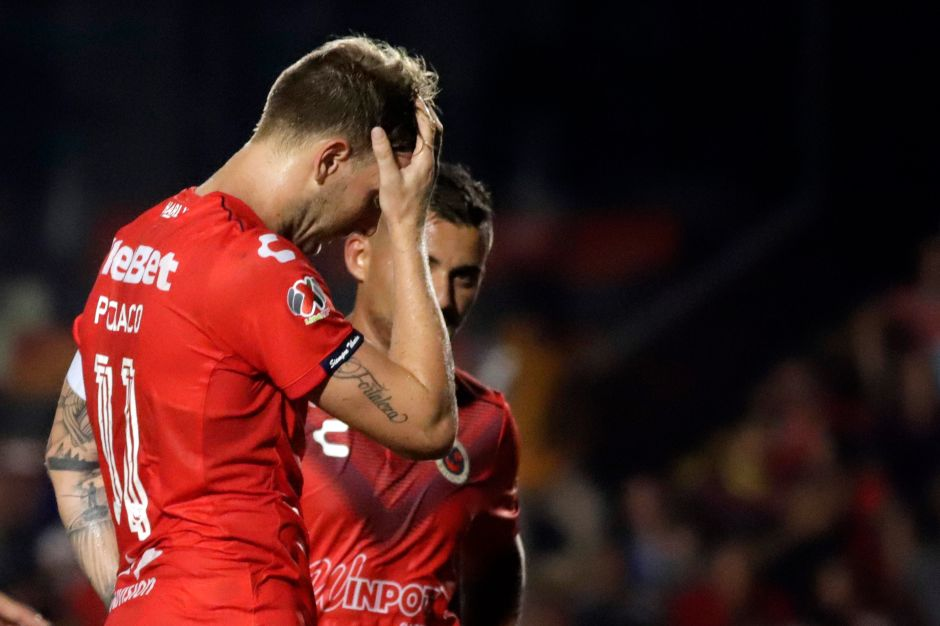 Voltereta: Atlas vino de atrás y derrotó al Veracruz, el peor equipo en la historia