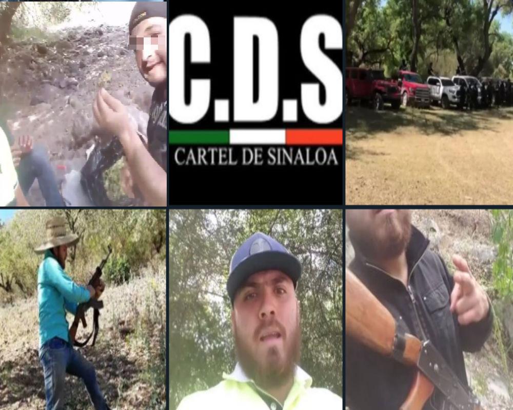 Cártel de Sinaloa/Archivo