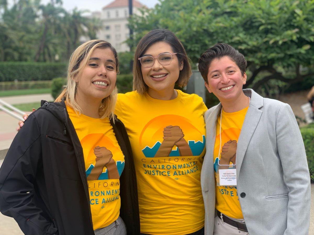 Guerreras de la justicia ambiental en California, entérate de quiénes son
