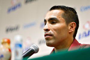 A los tres días y sin debutar, el Salamanca despidió a 'chiquimarco' como su entrenador