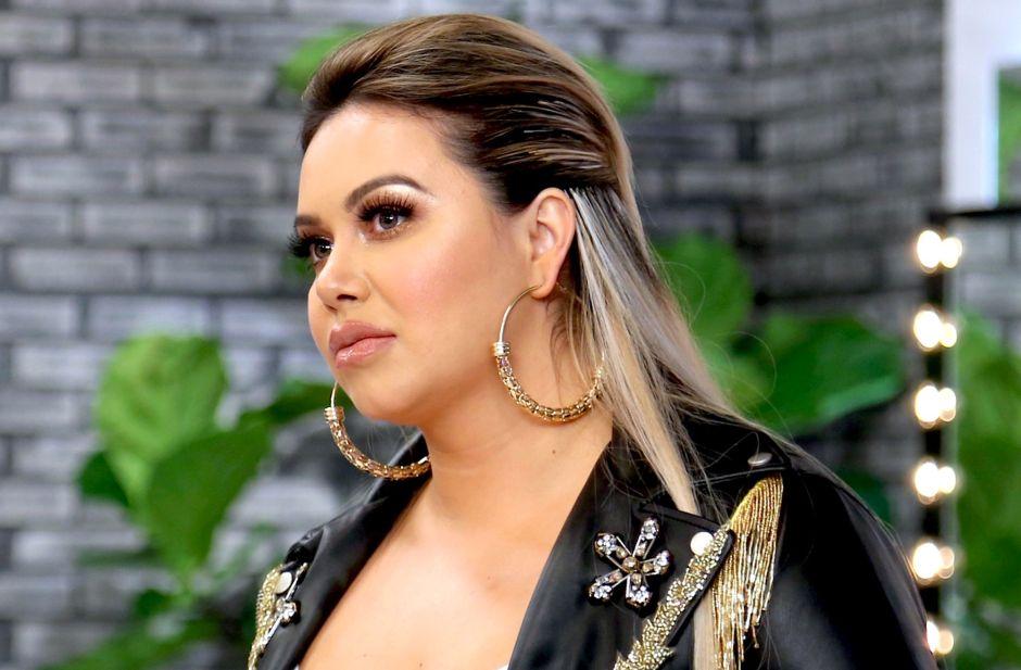 Chiquis Rivera con duras y feas críticas en Instagram de Un Nuevo Día tras cambio de look