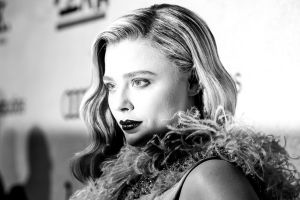 Expediente Neymar: Chloë Grace Moretz, amor de Hollywood