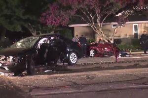 Dos conductores mueren tras choque por huir de la policía en La Verne