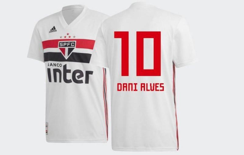 ¡Merecido! Dani Alves portará la '10' en Brasil