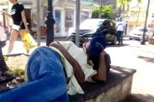 La historia se repite: exmúsico de Juan Luis Guerra y Fernando Villalona de indigente en las calles de República Dominicana