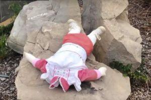 VIDEO: Muñecas siniestras desconciertan a los vecinos en un condado de Missouri
