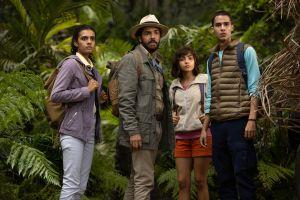 Eugenio Derbez contestó sobre las dificultades del rodaje, el elenco latino y de qué país es finalmente Dora la Exploradora