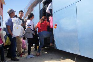 Refugiados vuelven a sus lugares de origen por evidencias para pedir asilo en EEUU