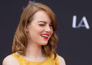 Las fotos de Emma Stone que desatan rumores de embarazo