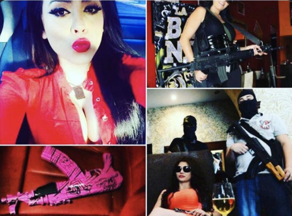 Reportan muerte de La Emperatriz Ántrax, mujer ligada a brazo armado del Cártel de Sinaloa