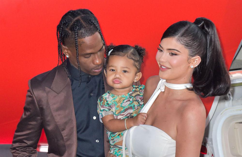 Kylie Jenner teme por su seguridad y la de su hija Stormi