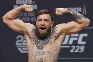 Por fin vuelve Conor McGregor a UFC... promete noquear al 'Cowboy' Cerrone y seguir haciendo dinero